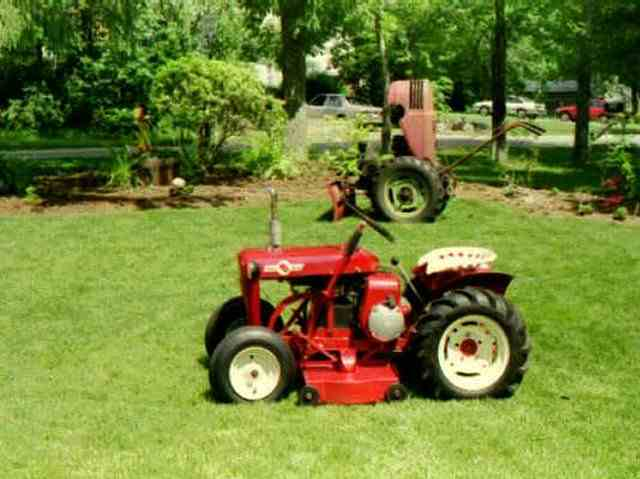 Lawn Garden Tractor Collectors Barry Sullivan