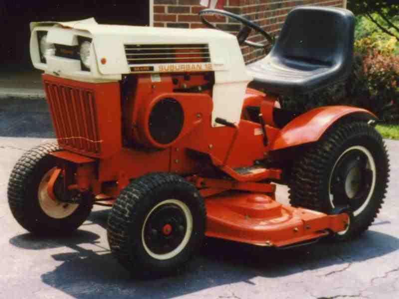Lawn Garden Tractors Collectors L J Morris