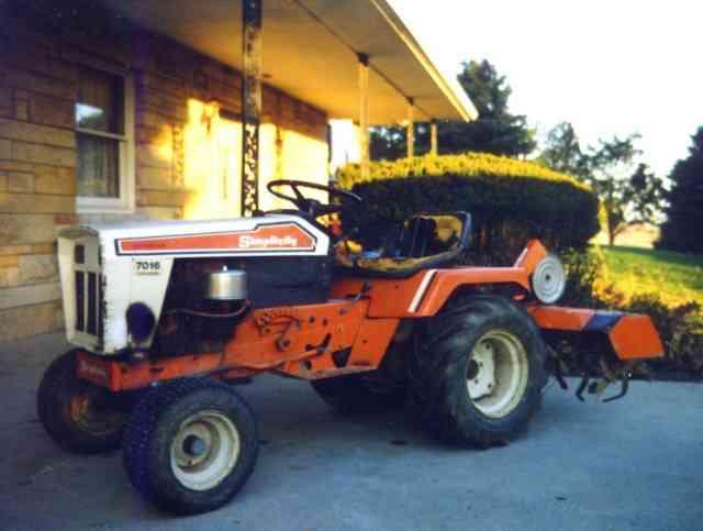 Lawn U0026 Garden Tractor Collectors Page