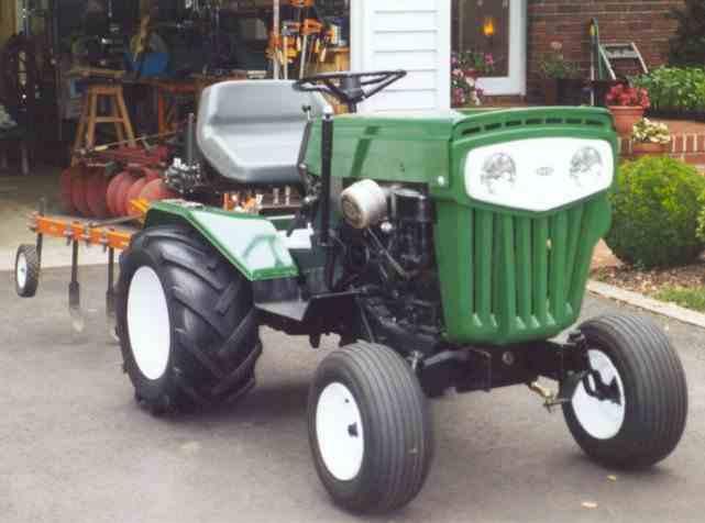Lawn Garden Tractors Photo Mtd