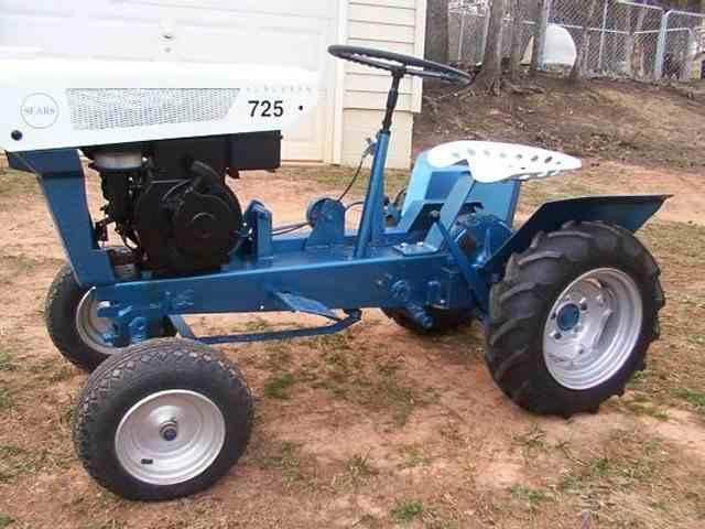 Lawn Garden Tractors Collectorterry Leonard